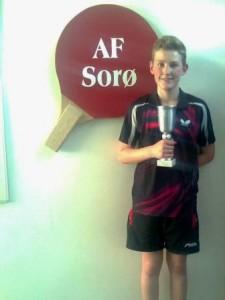 Asger Lorenzen klubmester 2014-2015